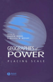 Geographies of Power (Innbundet)