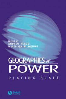Geographies of Power (Heftet)