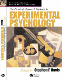 Handbook of Research Methods in Experimental Psychology (Innbundet)