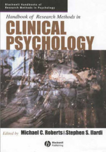 Handbook of Research Methods in Clinical Psychology (Innbundet)