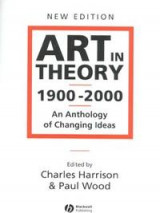 Omslag - Art in Theory 1900-2000 - an Anthology of Changing Ideas 2E