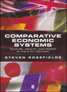Comparative Economic Systems av Steven Rosefielde (Heftet)