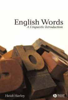 English Words av Heidi Harley (Innbundet)