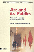 Art and Its Publics (Heftet)
