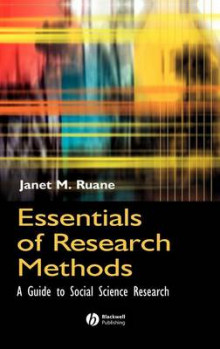 Essentials of Research Methods av Janet M. Ruane (Innbundet)