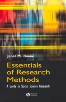 Essentials of Research Methods av Janet M. Ruane (Heftet)