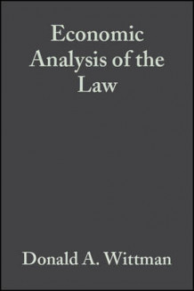 Economic Analysis of the Law (Innbundet)