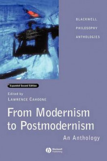 From Modernism to Postmodernism (Innbundet)
