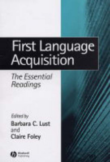 First Language Acquisition (Innbundet)