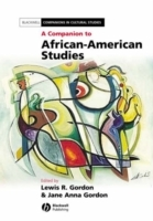 A Companion to African American Studies (Innbundet)