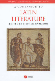 A Companion to Latin Literature (Innbundet)