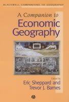 A Companion to Economic Geography av Eric Sheppard (Heftet)