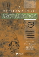 Dictionary of Archaeology (Heftet)