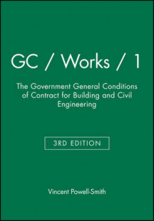 G. C./Works/One - Edition Three av Vincent Powell-Smith (Innbundet)