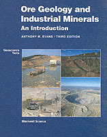 Ore Geology and Industrial Minerals av Anthony M. Evans (Heftet)