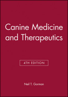 Canine Medicine and Therapeutics (Innbundet)