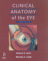 Clinical Anatomy of the Eye av Richard S. Snell og Michael A. Lemp (Heftet)