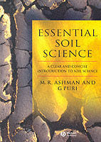 Essential Soil Science - a Clear and Concise Introduction to Soil Science av Mark Ashman og Geeta Puri (Heftet)