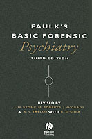 Faulk's Basic Forensic Psychiatry (Heftet)