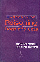 Handbook of Poisoning in Dogs and Cats av Alexander Campbell og Michael Chapman (Heftet)