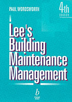 Lee's Building Maintenance Management av Paul Wordsworth (Heftet)