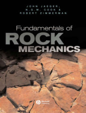 Fundamentals of Rock Mechanics av Neville G. W. Cook, John Conrad Jaeger og Robert Zimmerman (Innbundet)