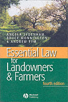 Essential Law for Landowners and Farmers av Angela Sydenham (Heftet)