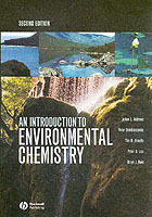 An Introduction to Environmental Chemistry av Julian E. Andrews, Peter Brimblecombe, Tim D. Jickells, Peter S. Liss og Brian Reid (Heftet)