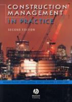 Construction Management in Practice av Richard F. Fellows, David Langford, Robert Newcombe og Sydney A. Urry (Heftet)
