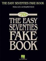 Omslag - The Easy Seventies Fake Book