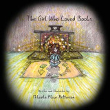 Omslag - The Girl Who Loved Books (Softcover)