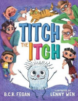 Omslag - Titch the Itch
