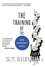 Omslag - The Training of the Zen Buddhist Monk