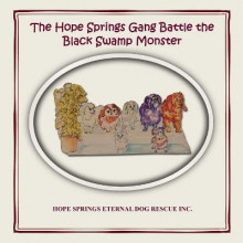 The Hope Springs Gang Battle the Black Swamp Monster av Christine Moore (Heftet)