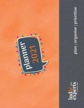 Pop Planner 2021 Orange Cover av Dixie Maria Carlton og Ann Wilson (Heftet)