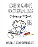 Omslag - Dragon Doodles Coloring Book