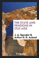 Omslag - The State and Pensions in Old Age