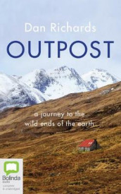 Outpost av Dan Richards (Lydbok-CD)