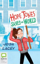 Omslag - Hope Jones Saves the World