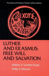 Omslag - Luther and Erasmus