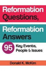 Omslag - Reformation Questions, Reformation Answers