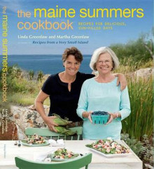 The Maine Summers Cookbook av Linda Greenlaw og Martha Greenlaw (Innbundet)