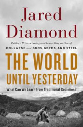 The World Until Yesterday av Jared M Diamond (Innbundet)