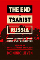 Omslag - The End of Tsarist Russia