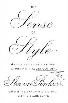 The Sense of Style av Steven Pinker (Innbundet)