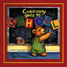 Corduroy Goes to School av Don Freeman (Innbundet)