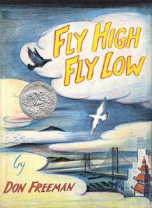 Fly High, Fly Low av Don Freeman (Innbundet)
