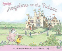 Angelina at the Palace av Katharine Holabird (Innbundet)