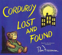 Corduroy Lost and Found (Innbundet)
