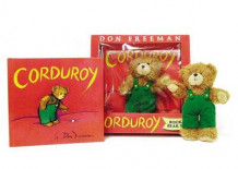 Corduroy Book and Bear av Don Freeman (Bok uspesifisert)